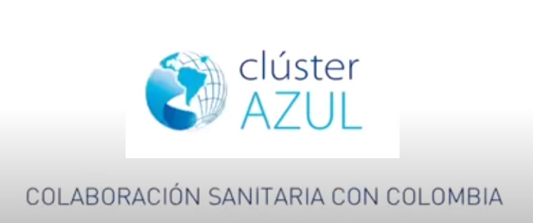 Envío de material sanitario a Colombia