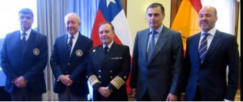 El Clúster Marítimo Español promueve la creación del Clúster Marítimo Iberoamericano, en un evento internacional sin precedentes