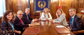 Clúster Marítimo Venezolano firma adhesión a la Plataforma Cluster Azul.
