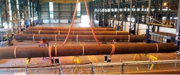 Navantia Puerto Real inicia los trabajos de construcción de las 20 upper jackets para el Mar del Norte
