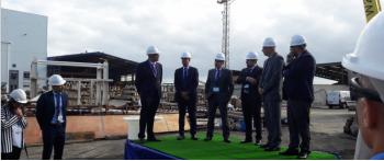 GHENOVA participa en la primera plataforma flotante eólica de dos turbinas en España
