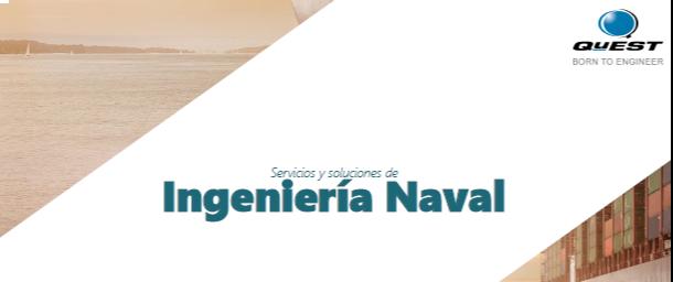 Soluciones y servicios de ingeniería Naval - Quest