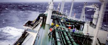 El gas natural como combustible marino