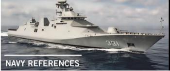 Indar Navy References